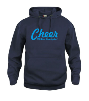 Hoodie Kinder Rugby Blue Cats