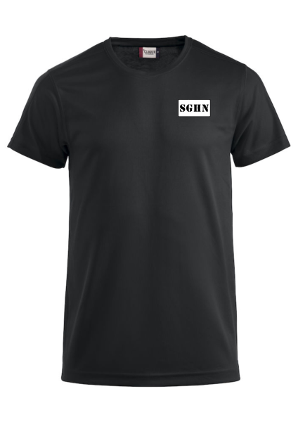 SGHN T-Shirt Junior schwarz